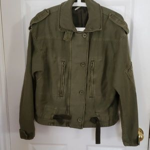 Free People Utility Jacket size small